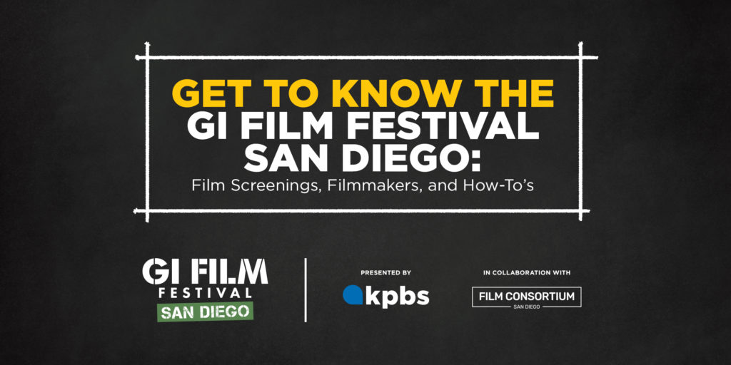 Get to Know the GI Film Festival event banner