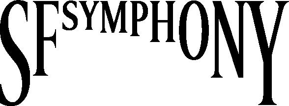 SF Symphony Logo