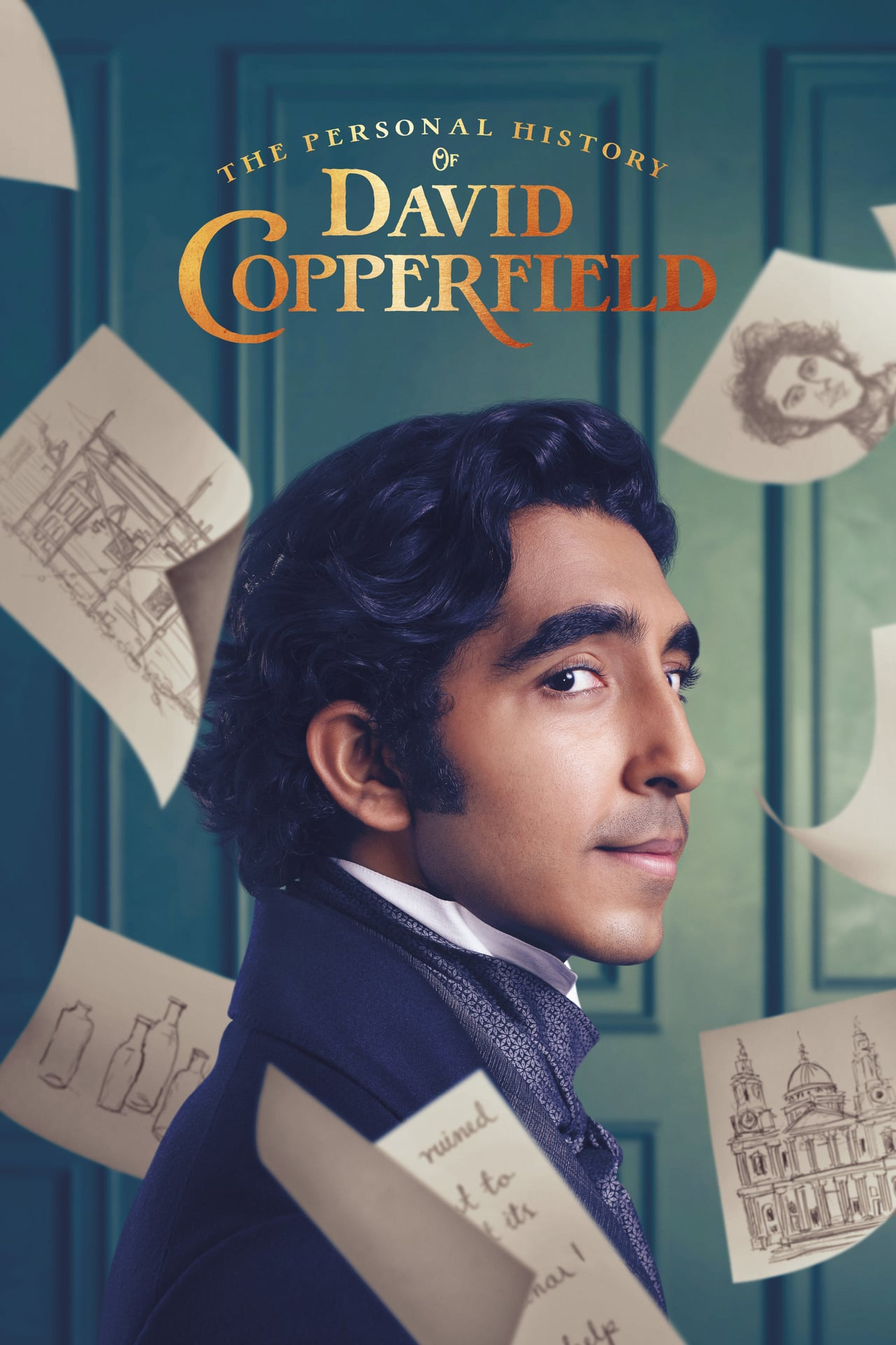 Poster for The Personal History of David Copperfield