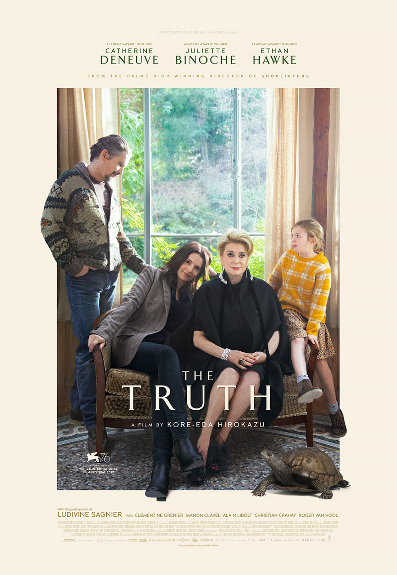 Poster for The Truth (2019)