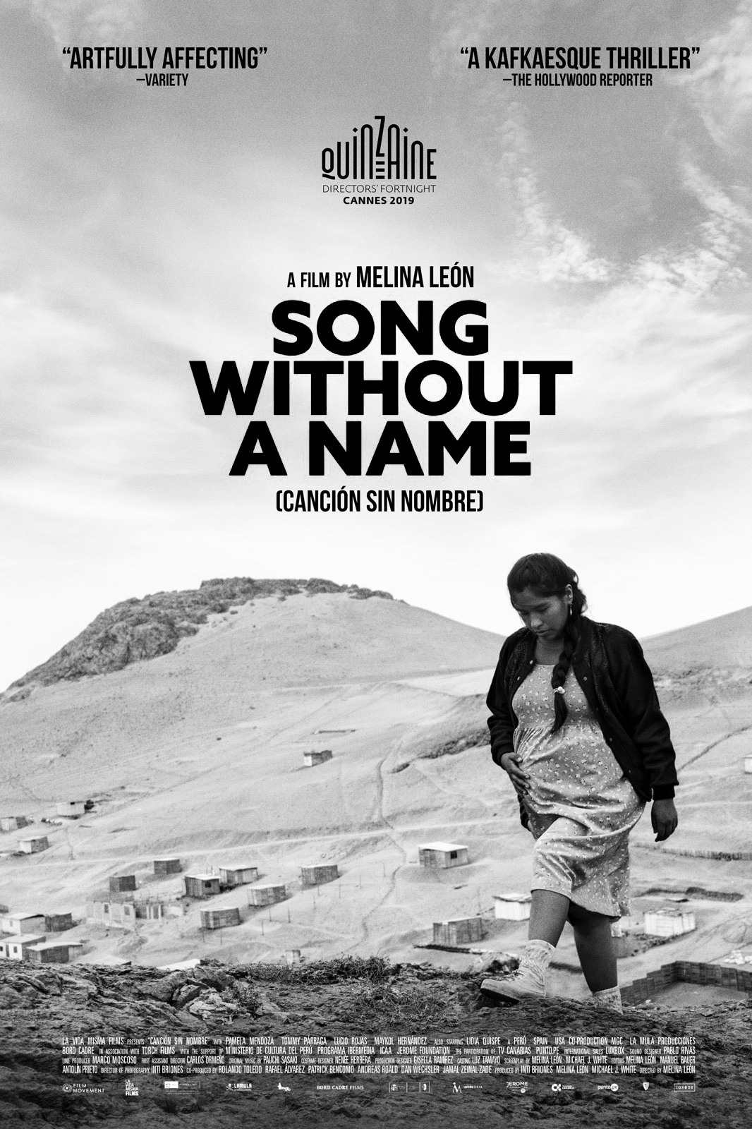 Poster for Song Without a Name