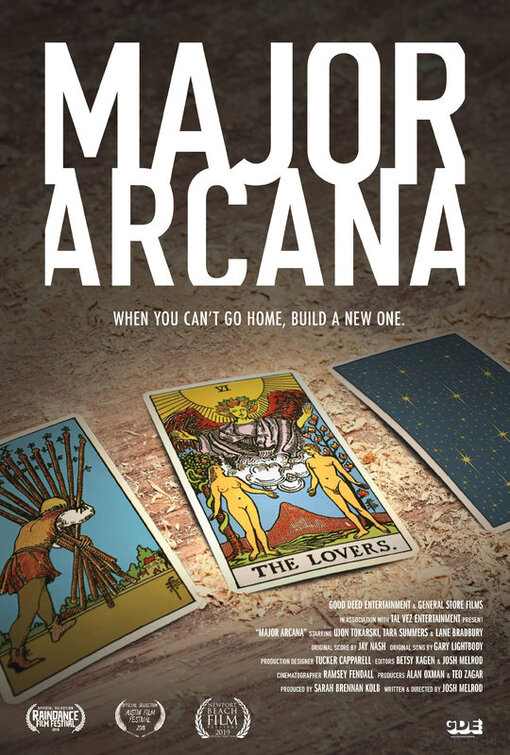 Poster for Major Arcana