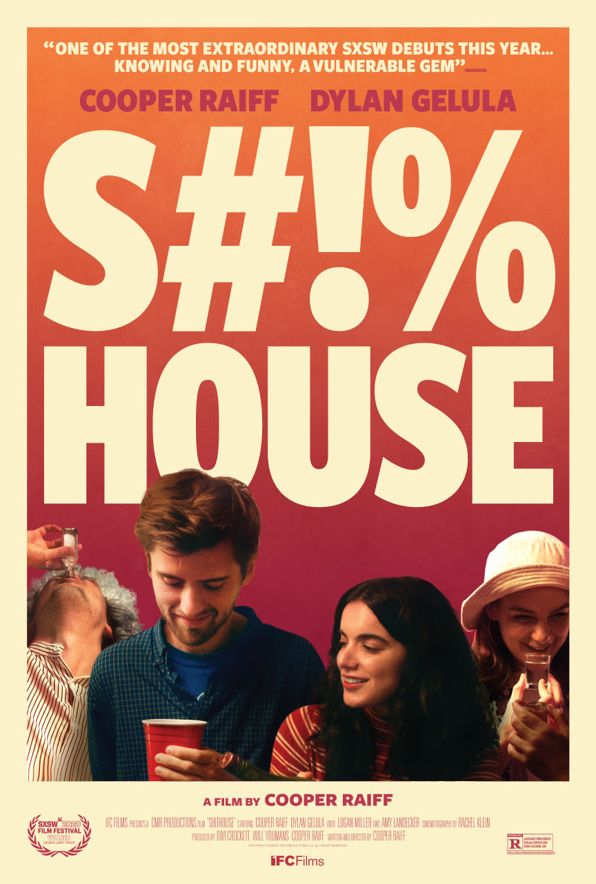 Poster for Shithouse