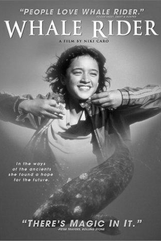 Poster for The Whale Rider (2002)