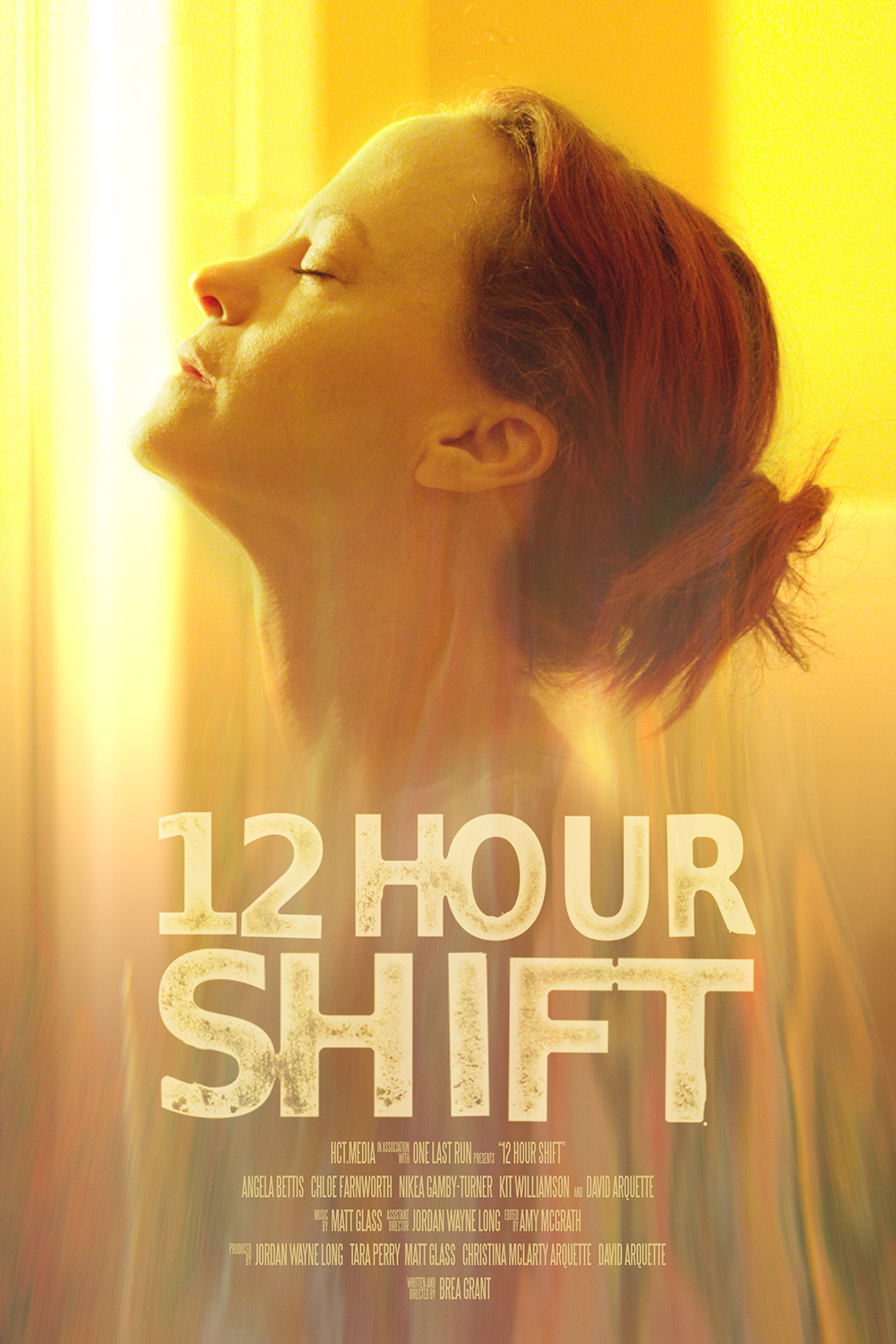 Poster for 12 Hour Shift