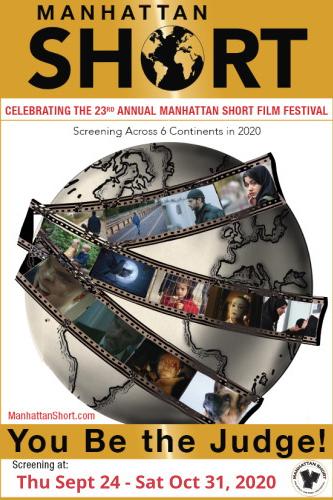Poster for Manhattan Short Film Festival 2020