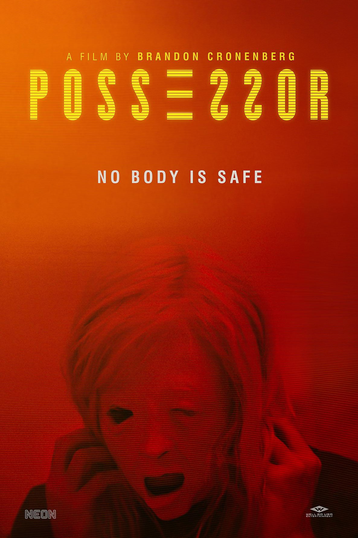Poster for Possessor Uncut (2020)