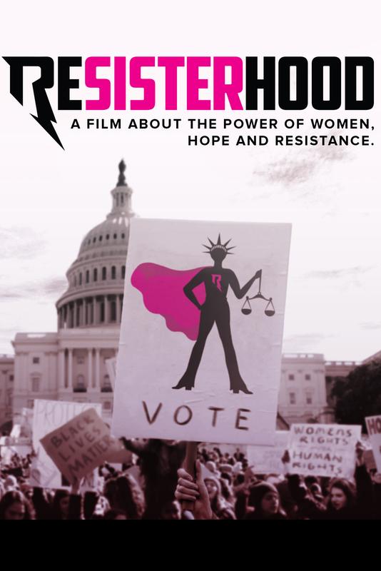 Poster for Resisterhood (2020)