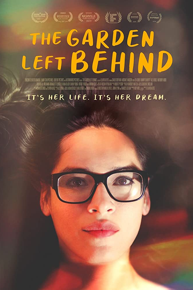 Poster for The Garden Left Behind