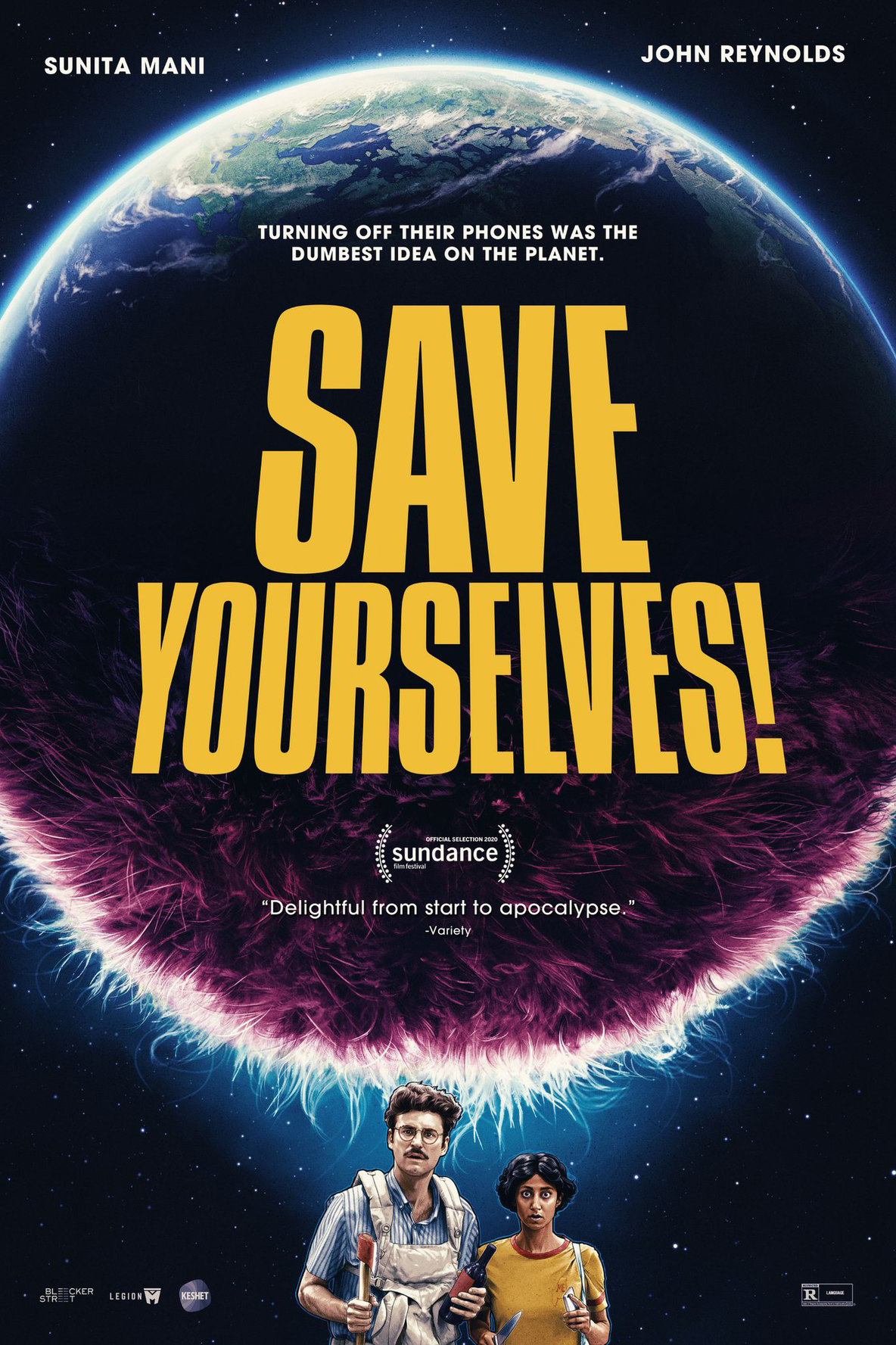 Poster for Save Yourselves!