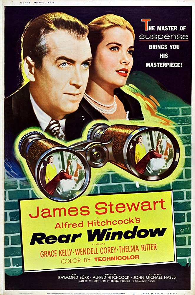 Poster for Rear Window (1954) (35mm)