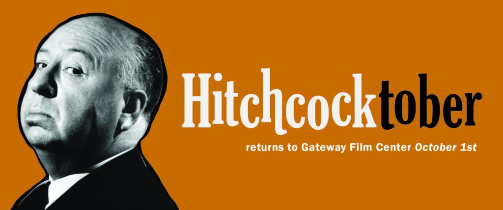 Hitchcocktober returns to Gateway Film Center October 1st