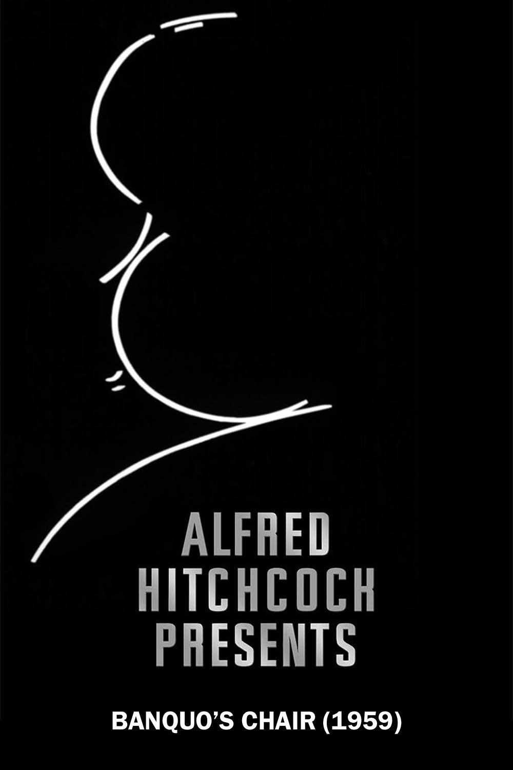 Poster for Alfred Hitchcock Presents: Banquo's Chair (1959)