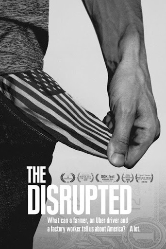 Poster for The Disrupted