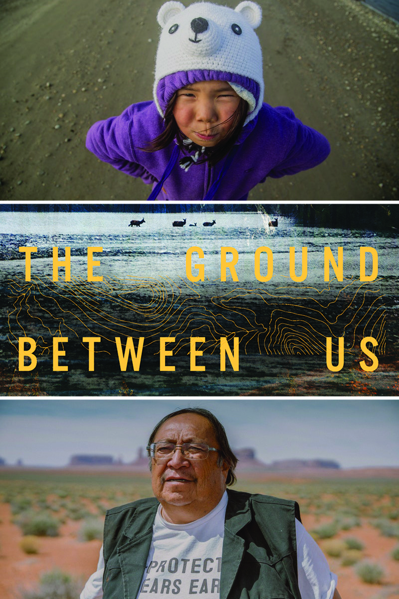 Poster for The Ground Between Us