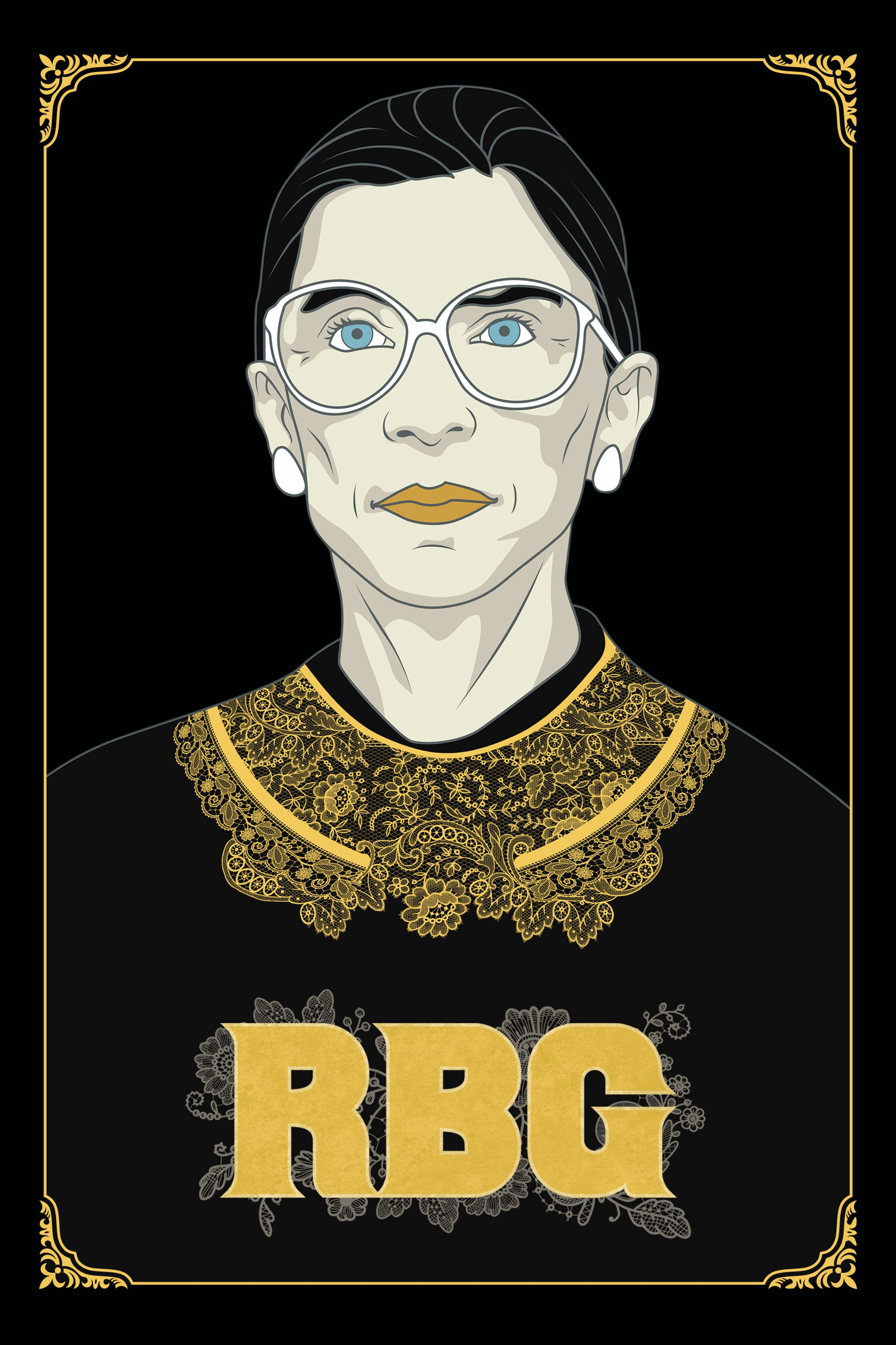 Poster for R.B.G. (2018)