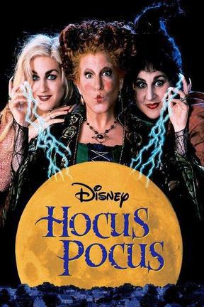 Poster for Hocus Pocus (1993)