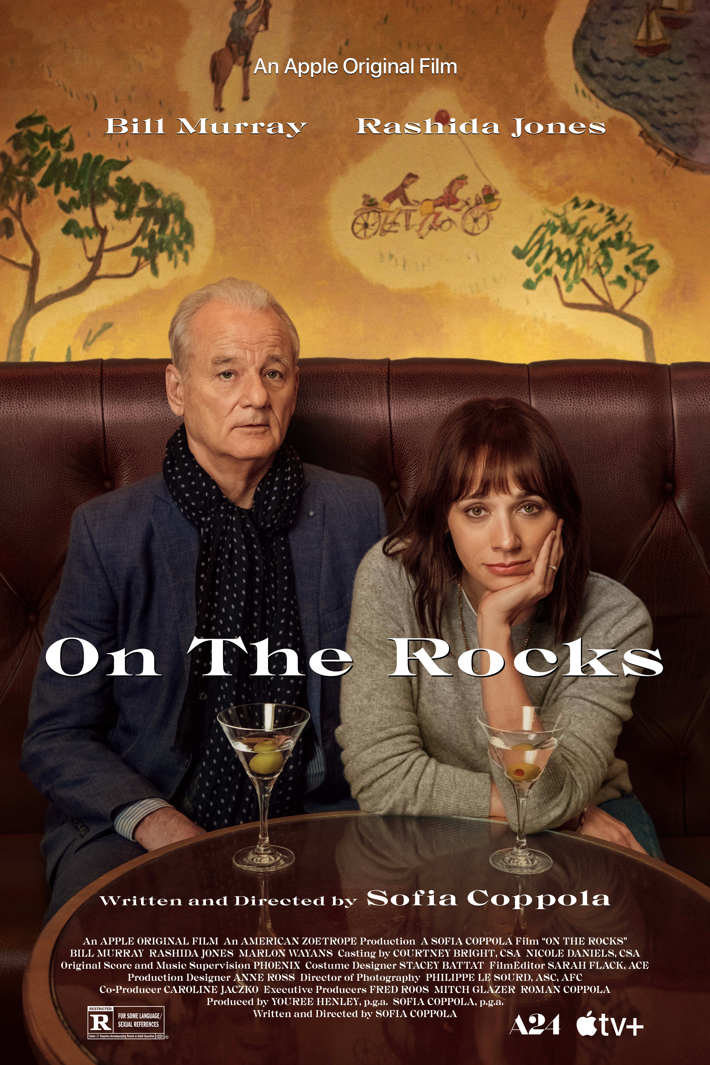 Poster for On the Rocks (2020)
