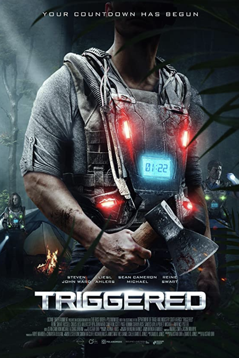 Poster for Triggered