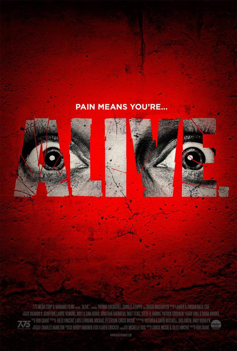 Poster for Alive (2019)