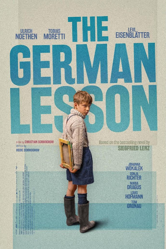 Poster for The German Lesson