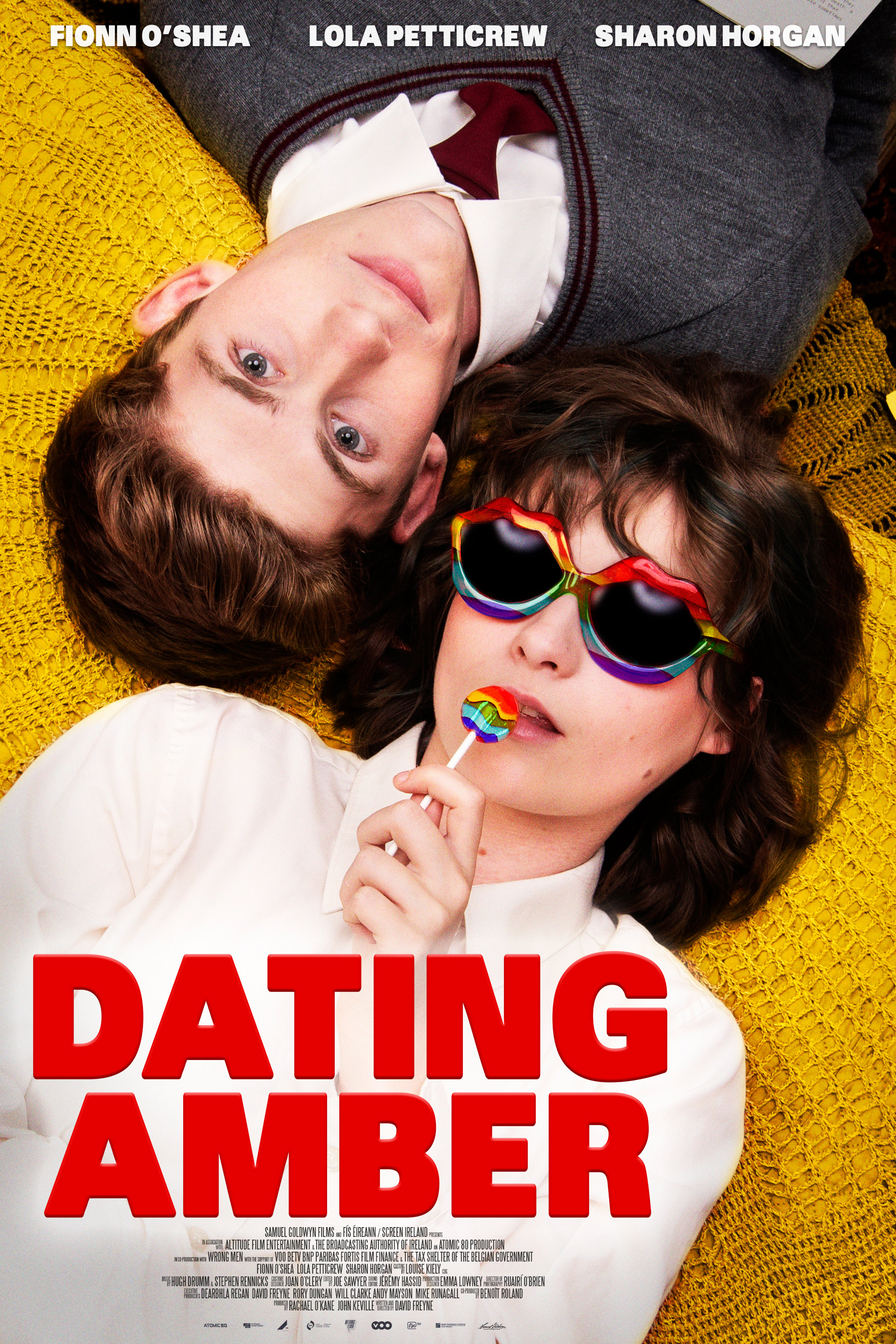 Poster for Dating Amber