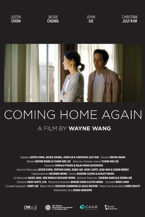 Poster for Coming Home Again (2019)