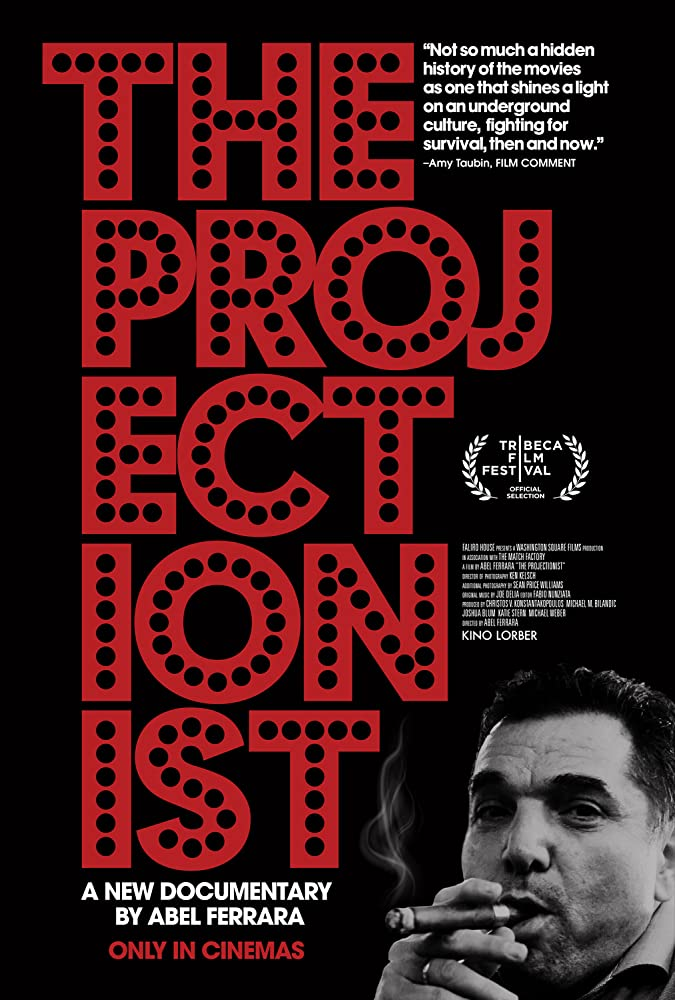Poster for The Projectionist