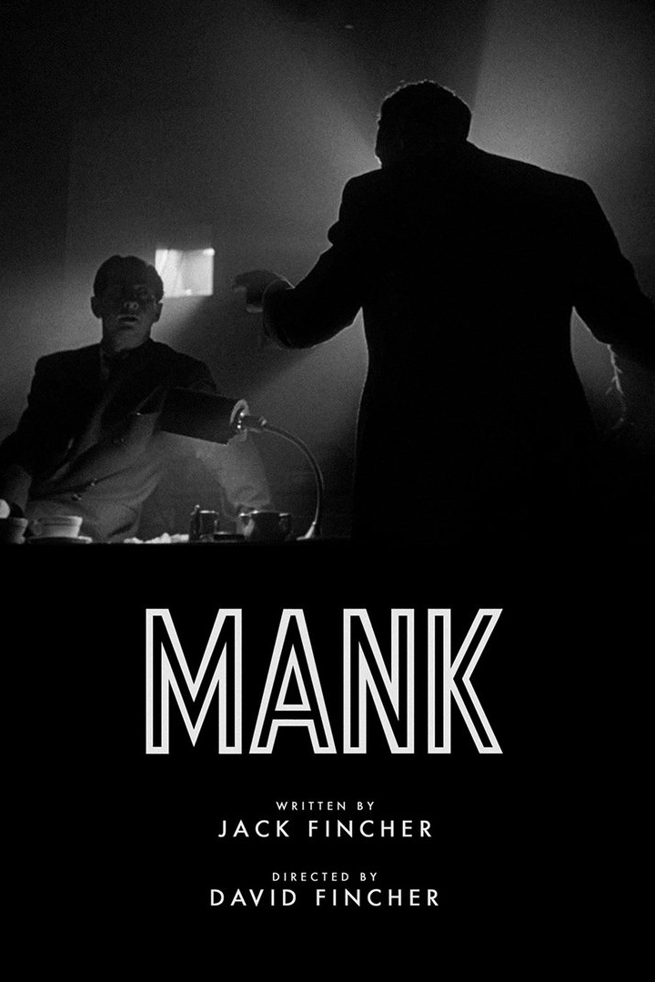 Poster for Mank