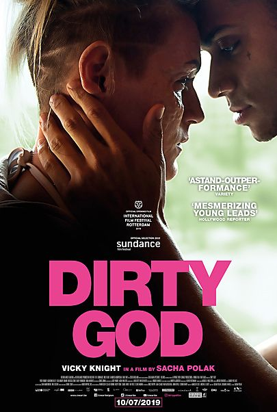 Poster for Dirty God (2019)