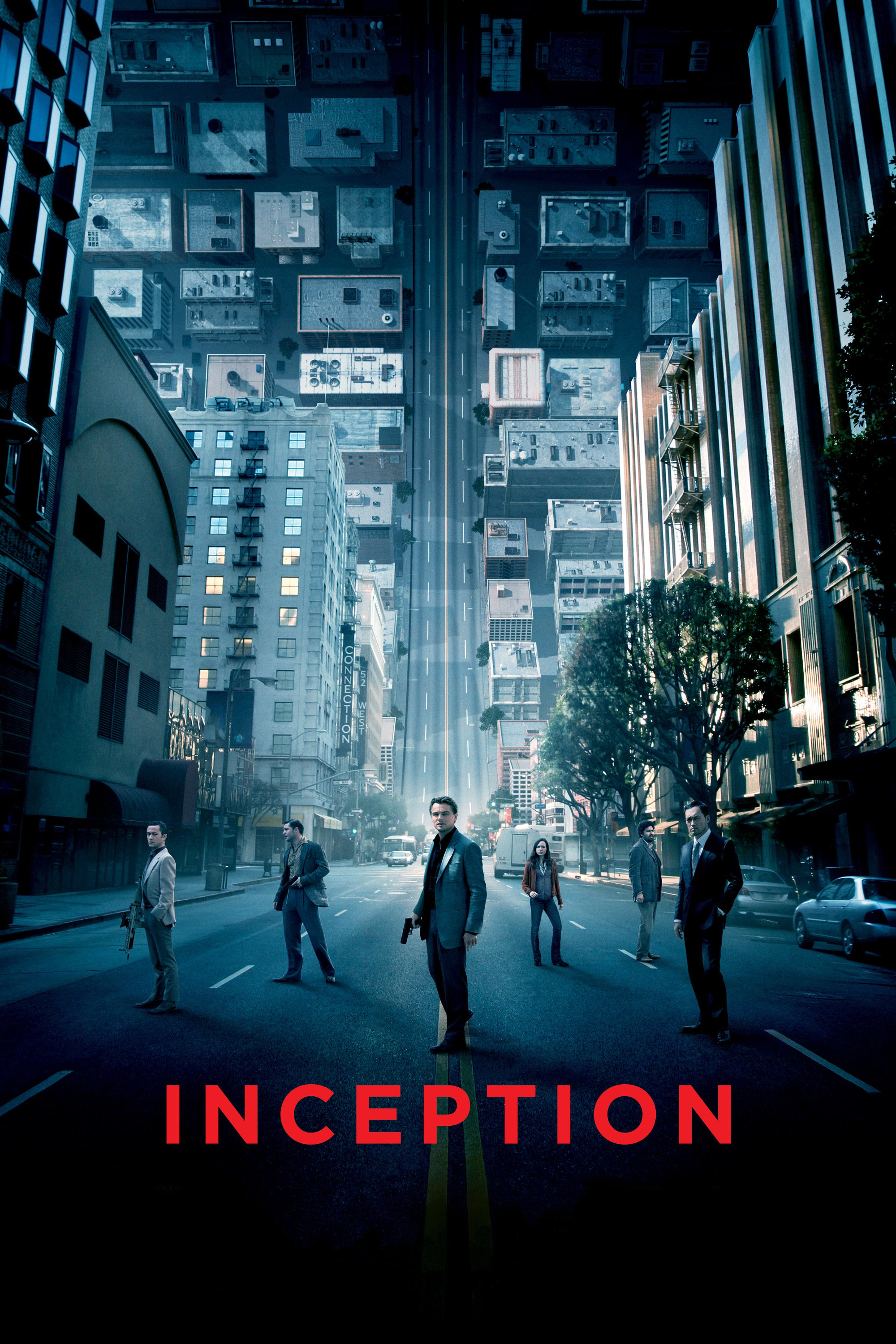 Poster for Inception (2010)