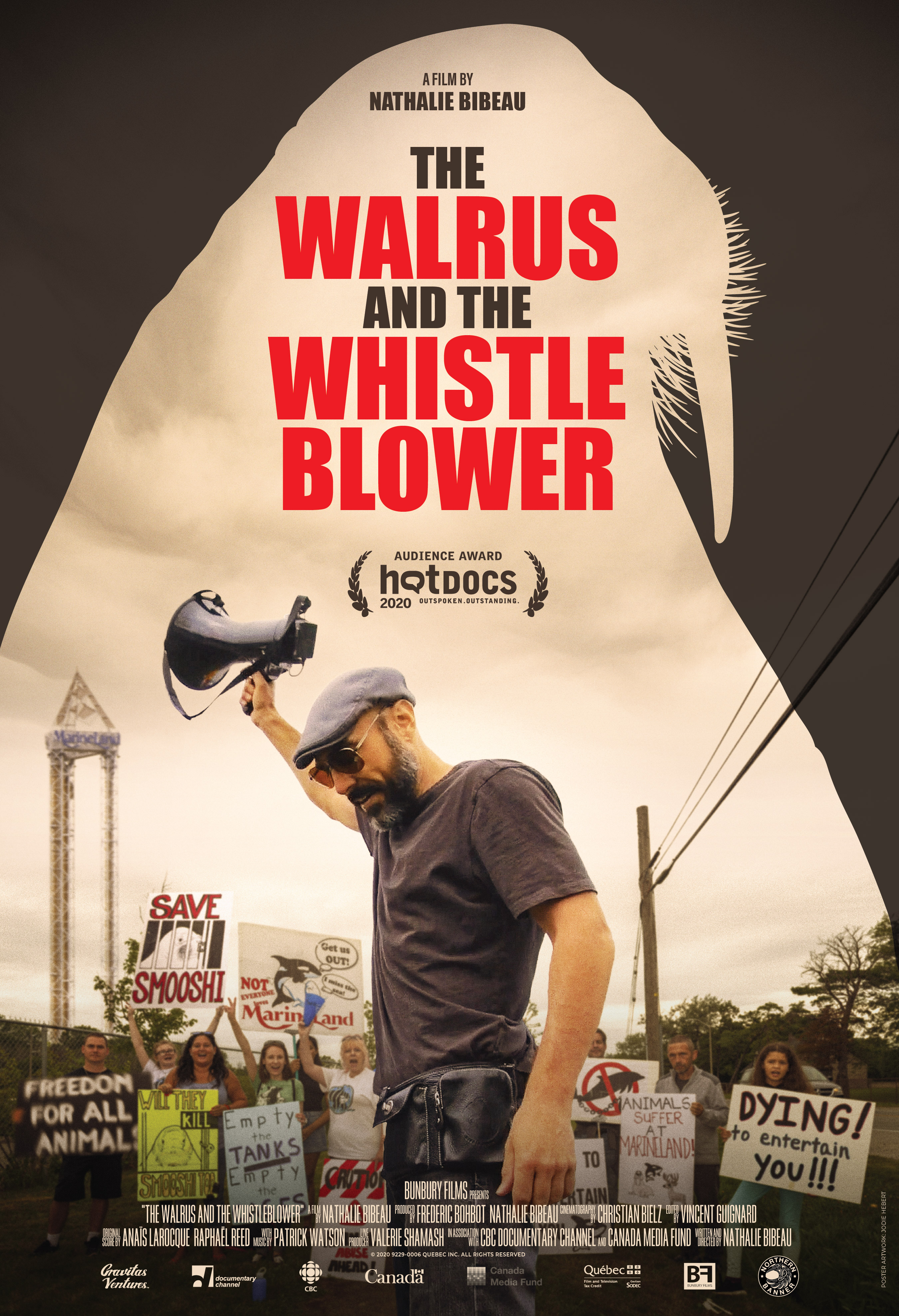 Poster for The Walrus and the Whistleblower