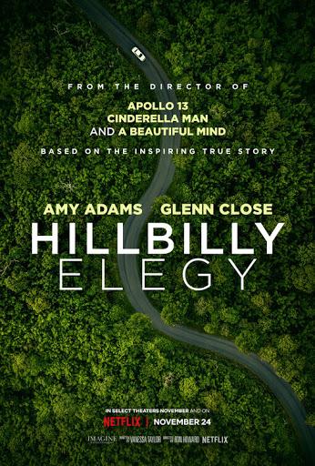 Poster for Hillbilly Elegy