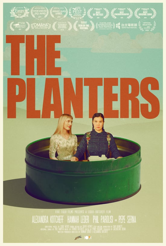 Poster for The Planters