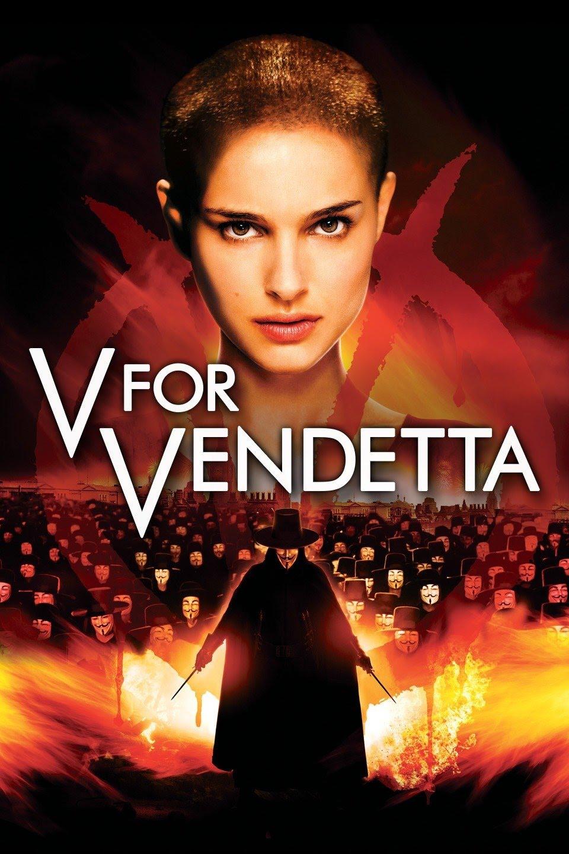Poster for V for Vendetta (2006)