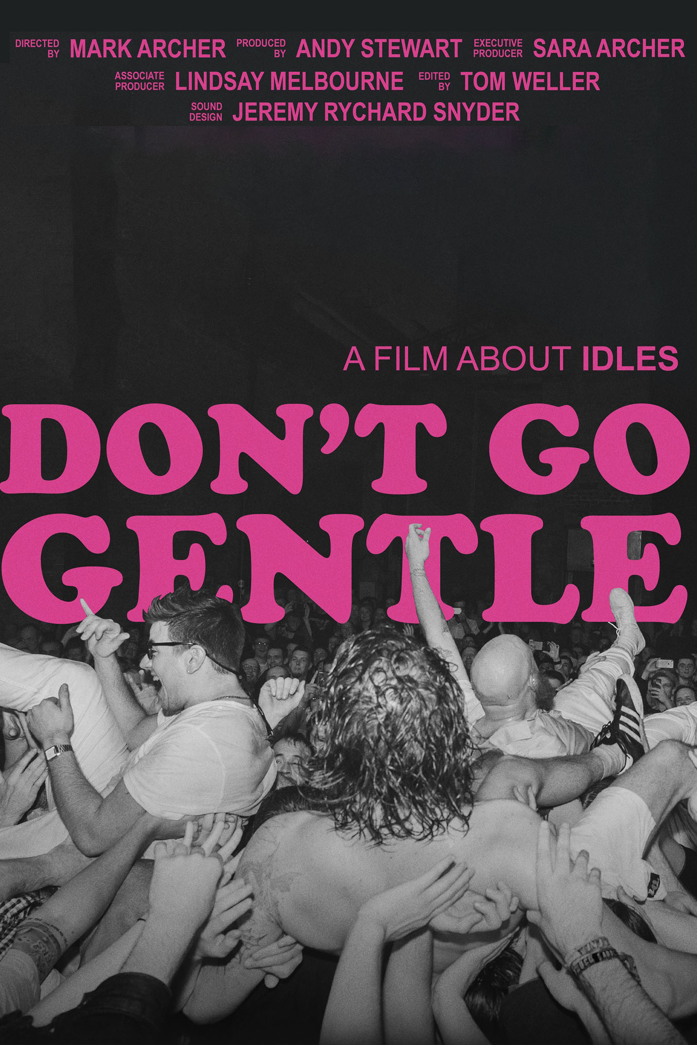 Poster for Don't Go Gentle