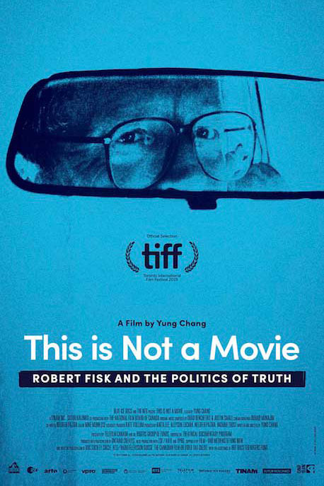 Poster for This Is Not A Movie