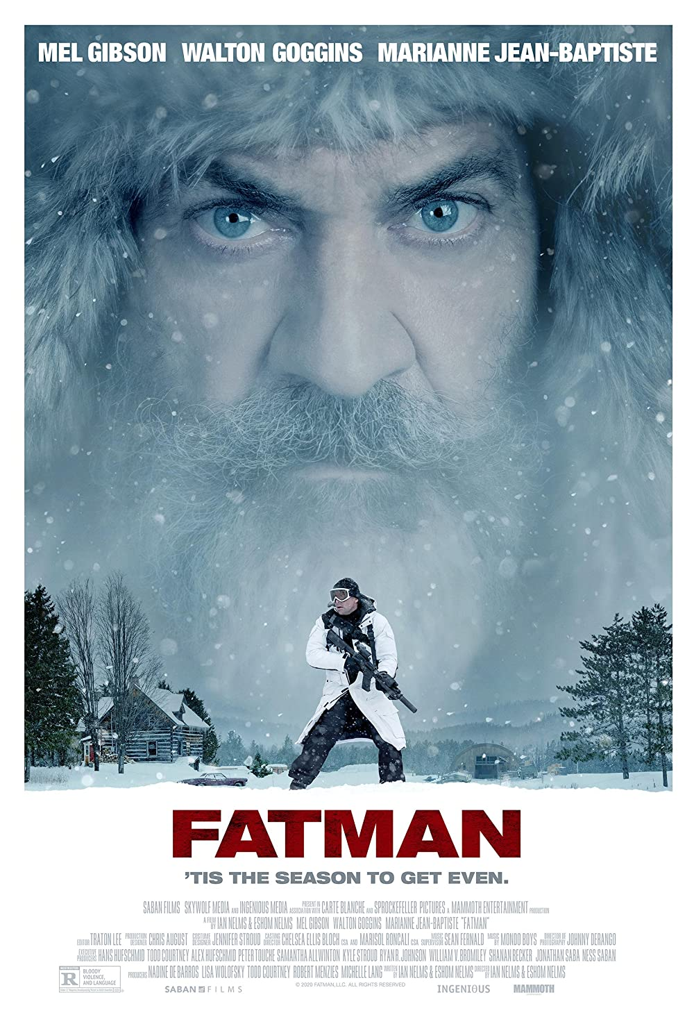Poster for Fatman