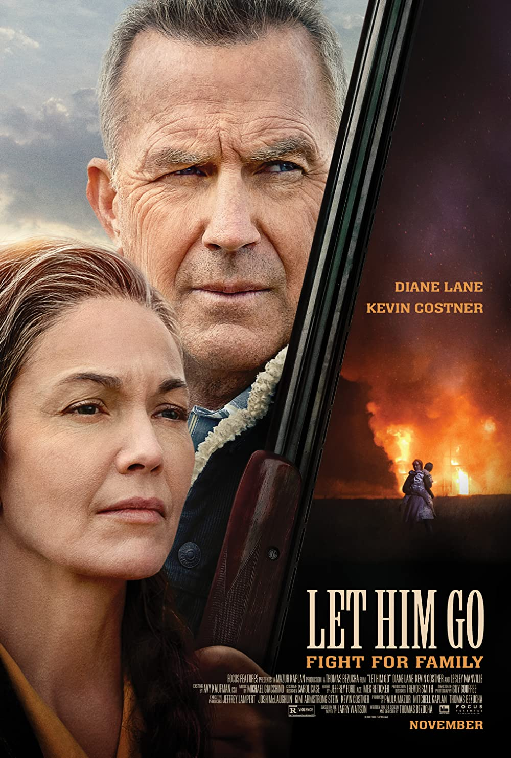 Poster for Let Him Go