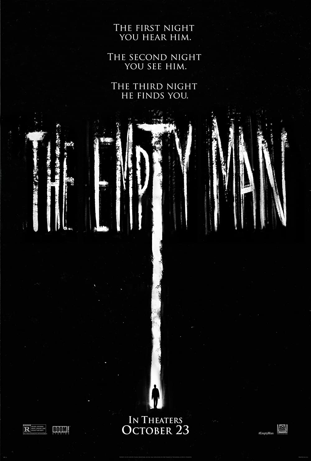 Poster for The Empty Man