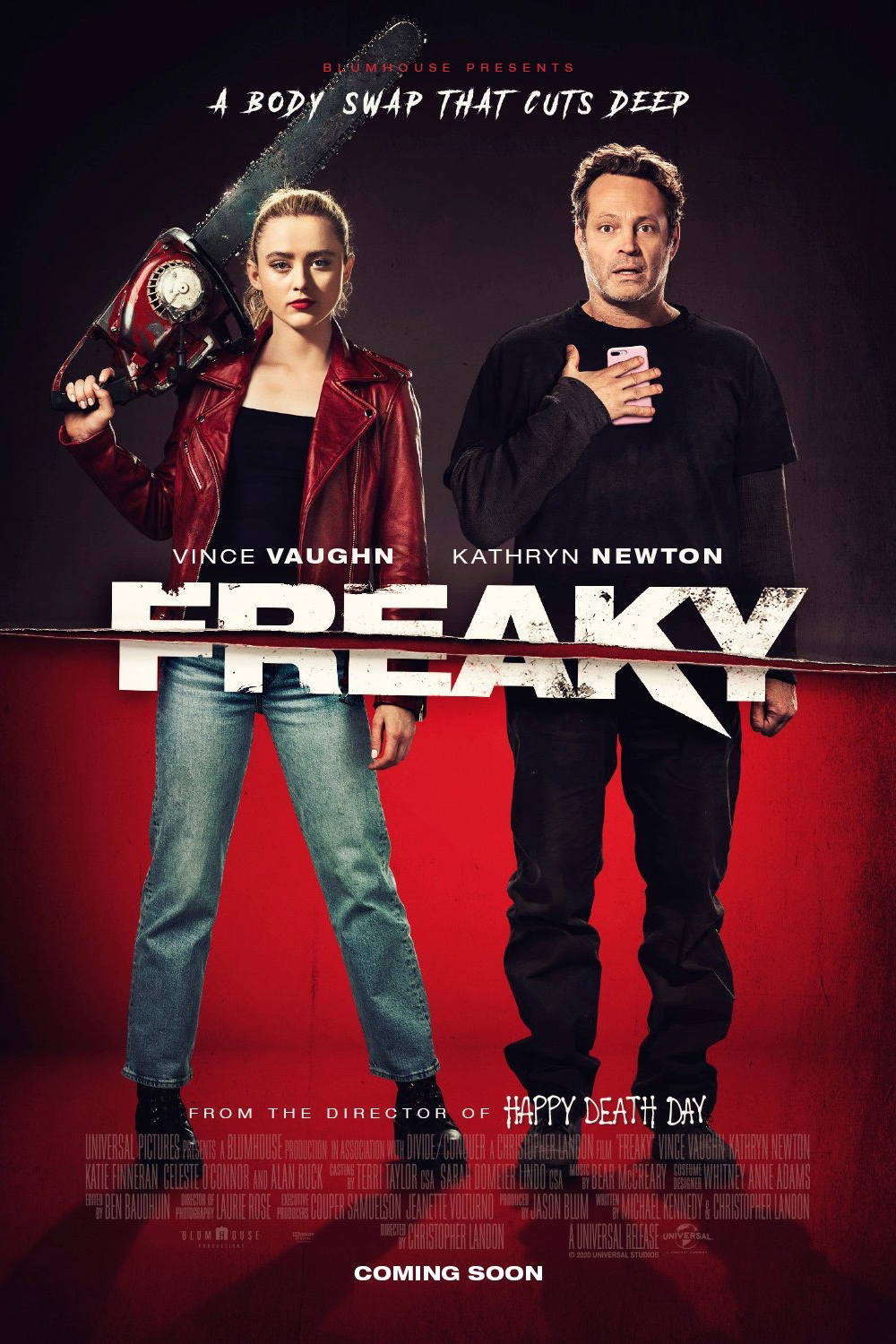 Poster for Freaky