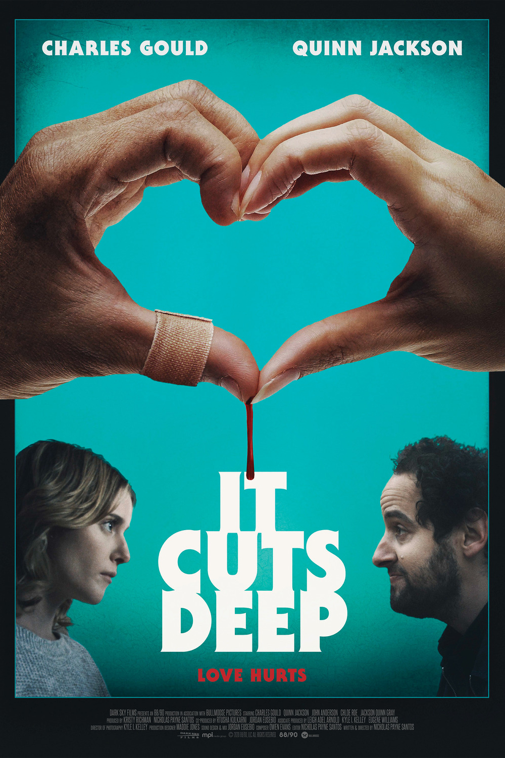 Poster for It Cuts Deep