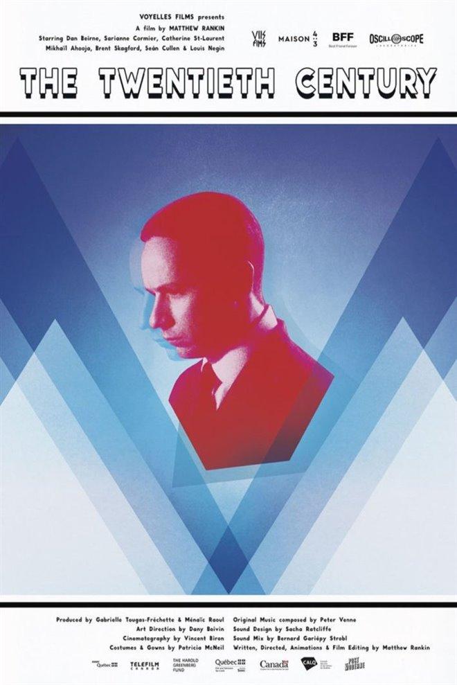Poster for The Twentieth Century