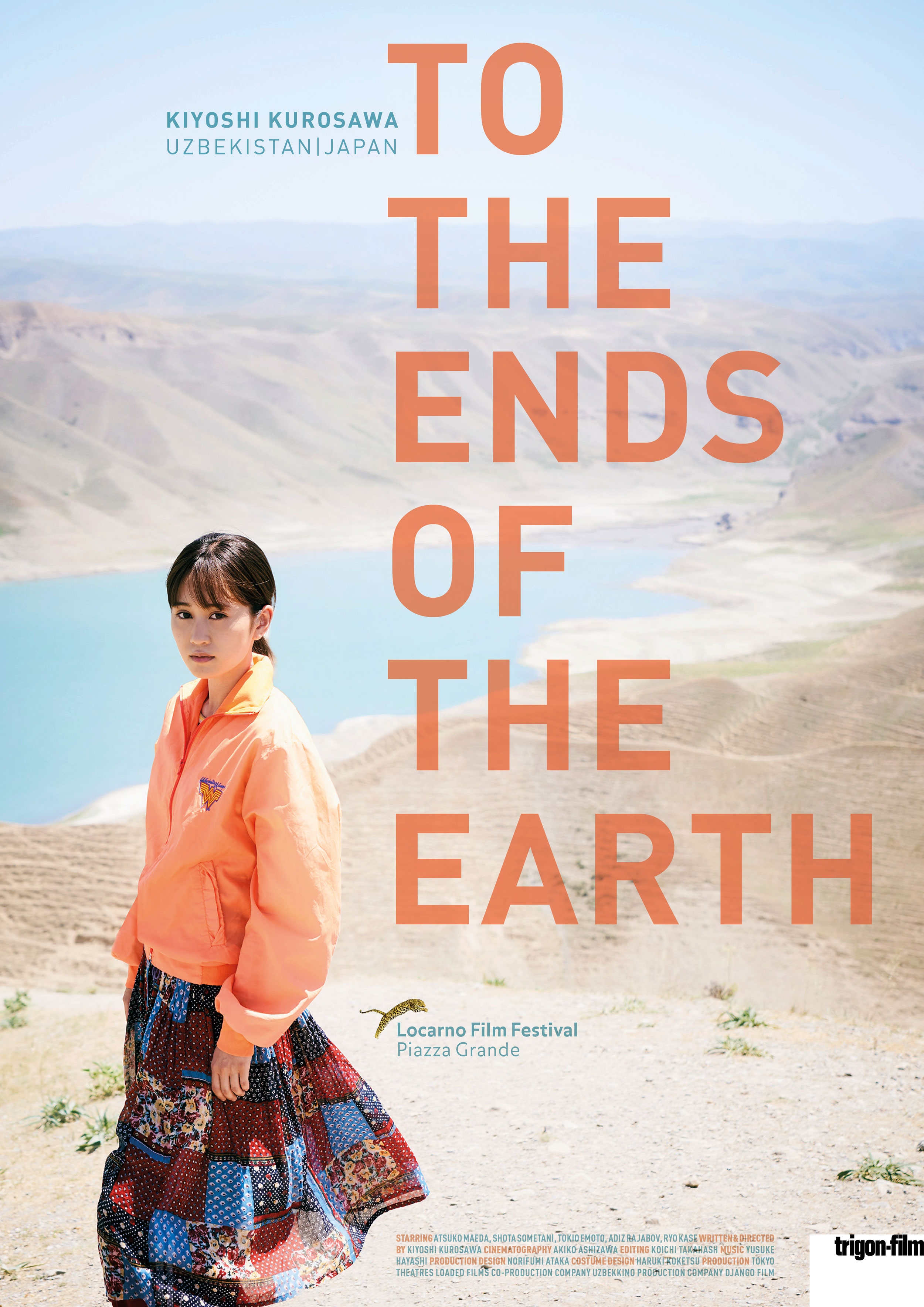 Poster for To the Ends of the Earth (2019)