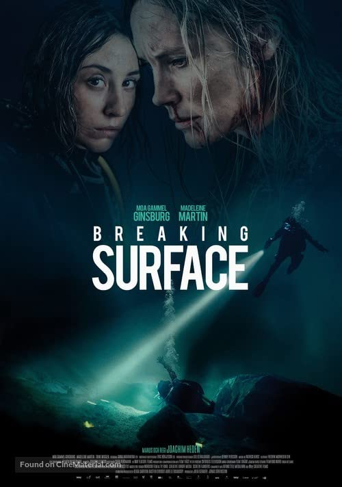 Poster for Breaking Surface