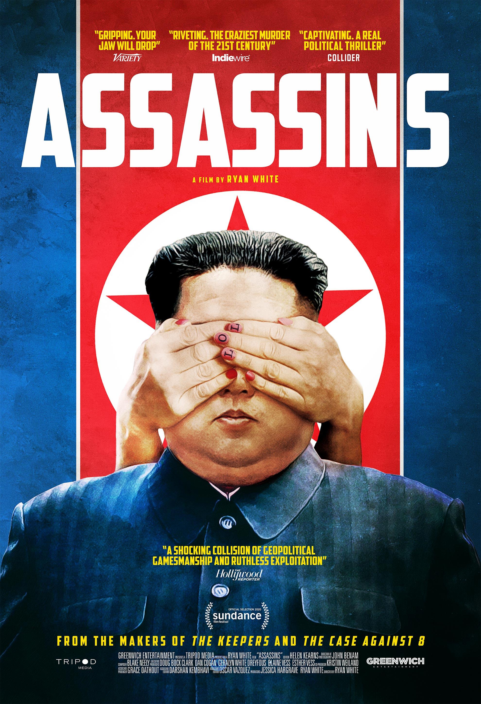 Poster for Assassins (2020)