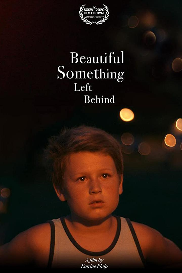 Poster for Beautiful Something Left Behind