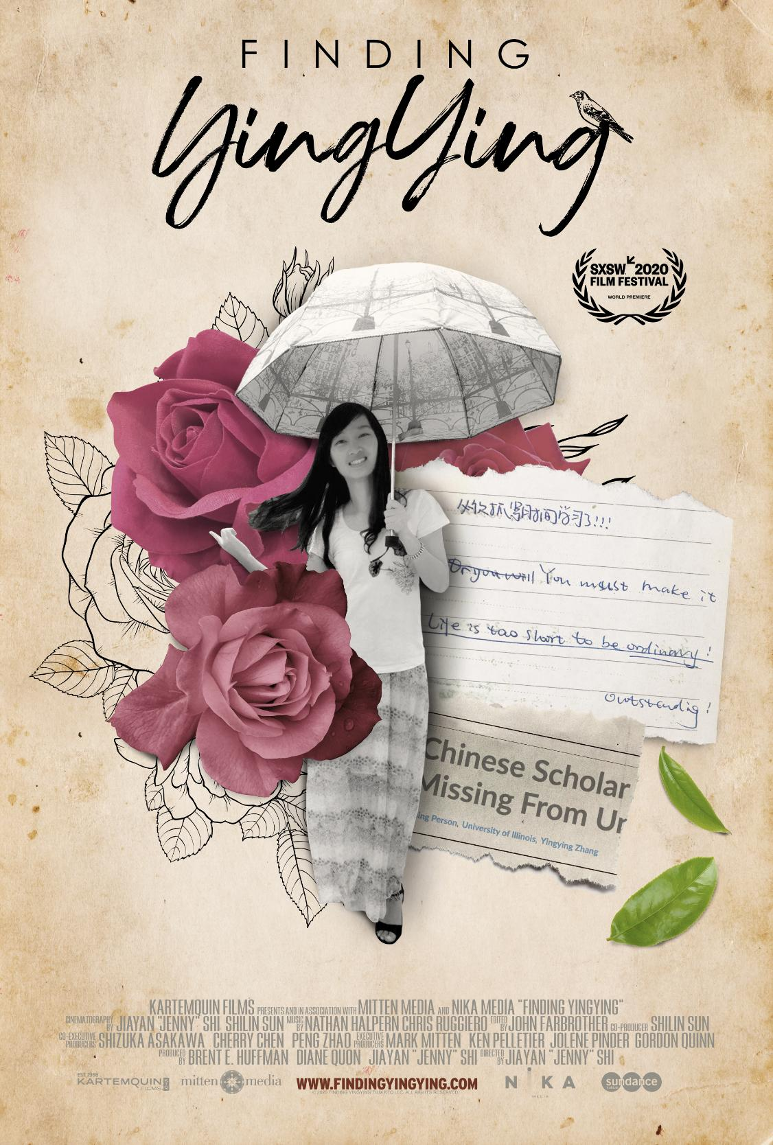 Poster for Finding Yingying