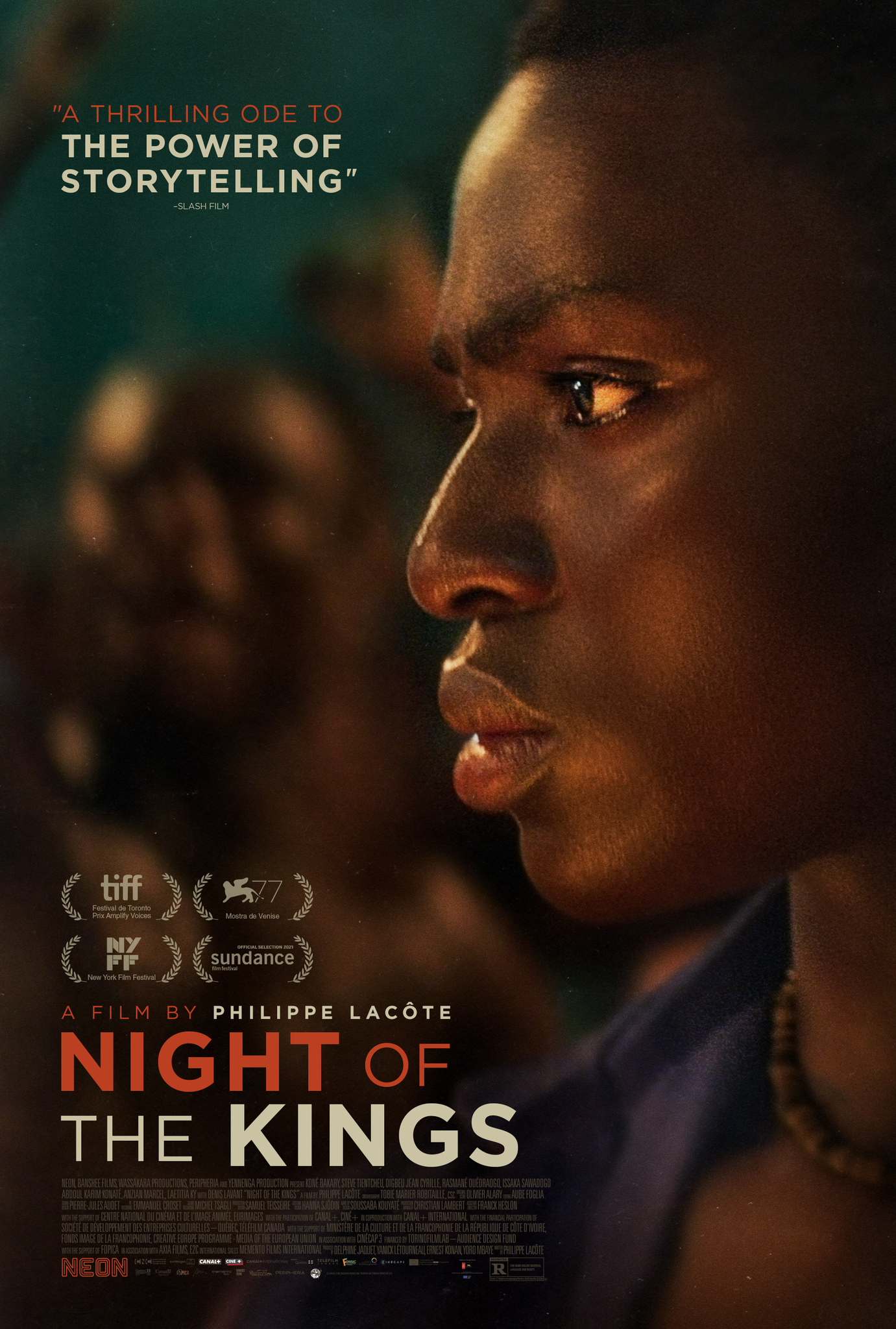Poster for Night of the Kings