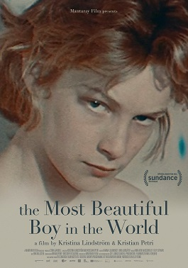 Poster for The Most Beautiful Boy in the World